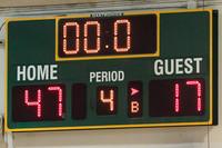 7507 Boys JV Basketball v AubAdvent 121410