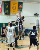 7643 Boys Varsity Basketball v AubAdvent 121410