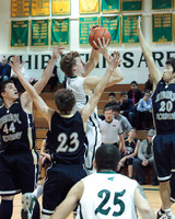 7657 Boys Varsity Basketball v AubAdvent 121410