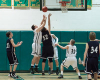 7816 Boys Varsity Basketball v AubAdvent 121410