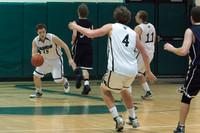 8100 Boys Varsity Basketball v AubAdvent 121410