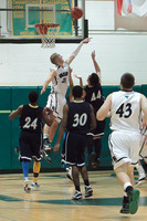 8210 Boys Varsity Basketball v AubAdvent 121410