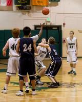 17640 Boys JV Basketball v Aub-Acad 112912