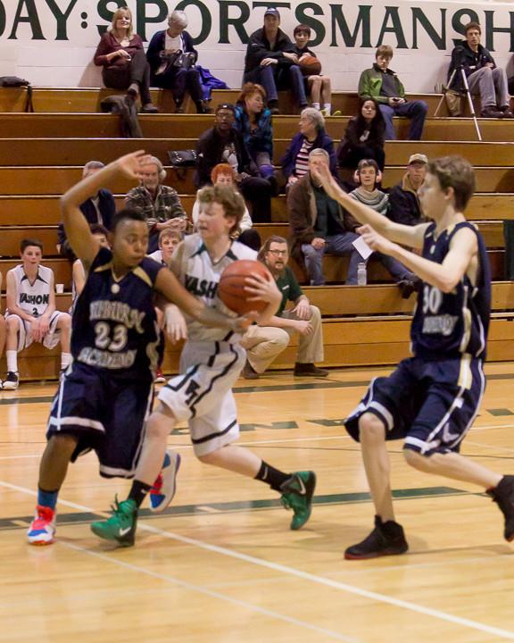 18665 Boys JV Basketball v Aub-Acad 112912
