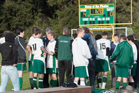 20602 Boys Varsity Soccer Seniors Night 2011 050311