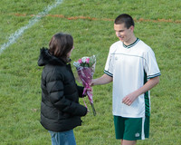 20617 Boys Varsity Soccer Seniors Night 2011 050311