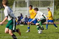 3516 Boys Varsity Soccer v BOC-Intl 043012