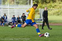 4018 Boys Varsity Soccer v BOC-Intl 043012