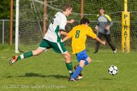4096 Boys Varsity Soccer v BOC-Intl 043012