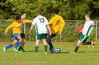4545 Boys Varsity Soccer v BOC-Intl 043012