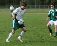 5248 Boys Varsity Soccer v Charles Wright 042210
