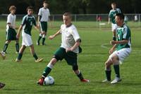 5256 Boys Varsity Soccer v Charles Wright 042210