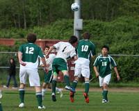 5265 Boys Varsity Soccer v Charles Wright 042210