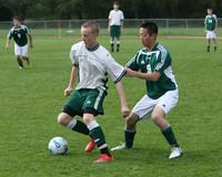 5272 Boys Varsity Soccer v Charles Wright 042210
