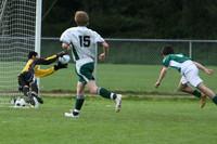 5276 Boys Varsity Soccer v Charles Wright 042210