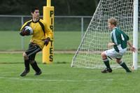 5282 Boys Varsity Soccer v Charles Wright 042210