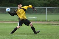 5283 Boys Varsity Soccer v Charles Wright 042210