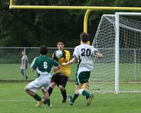5295 Boys Varsity Soccer v Charles Wright 042210