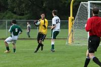 5297 Boys Varsity Soccer v Charles Wright 042210