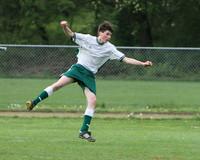 5322 Boys Varsity Soccer v Charles Wright 042210
