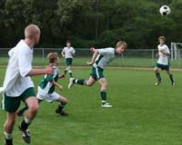 5324 Boys Varsity Soccer v Charles Wright 042210