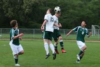5331 Boys Varsity Soccer v Charles Wright 042210
