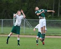 5348 Boys Varsity Soccer v Charles Wright 042210