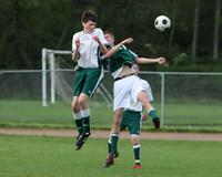 5349 Boys Varsity Soccer v Charles Wright 042210