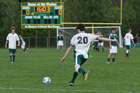 5380 Boys Varsity Soccer v Charles Wright 042210