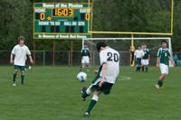 5381 Boys Varsity Soccer v Charles Wright 042210