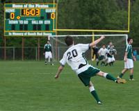5383 Boys Varsity Soccer v Charles Wright 042210