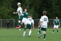 5399 Boys Varsity Soccer v Charles Wright 042210