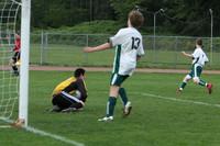 5416 Boys Varsity Soccer v Charles Wright 042210