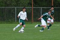 5462 Boys Varsity Soccer v Charles Wright 042210