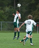 5476 Boys Varsity Soccer v Charles Wright 042210