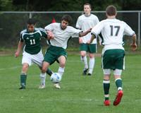 5489 Boys Varsity Soccer v Charles Wright 042210
