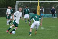 5497 Boys Varsity Soccer v Charles Wright 042210