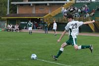 5516 Boys Varsity Soccer v Charles Wright 042210