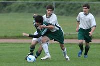 5525 Boys Varsity Soccer v Charles Wright 042210