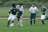 5526 Boys Varsity Soccer v Charles Wright 042210