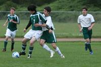 5528 Boys Varsity Soccer v Charles Wright 042210