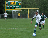 5533 Boys Varsity Soccer v Charles Wright 042210