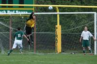 5544 Boys Varsity Soccer v Charles Wright 042210