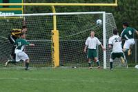 5545 Boys Varsity Soccer v Charles Wright 042210