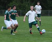 5552 Boys Varsity Soccer v Charles Wright 042210