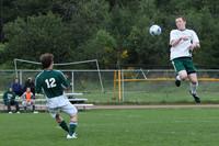 5567 Boys Varsity Soccer v Charles Wright 042210