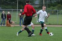 5603 Boys Varsity Soccer v Charles Wright 042210