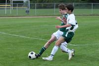 5611 Boys Varsity Soccer v Charles Wright 042210