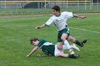 5613 Boys Varsity Soccer v Charles Wright 042210