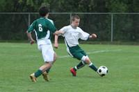 5622 Boys Varsity Soccer v Charles Wright 042210